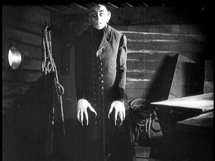 Nosferatu silent movie